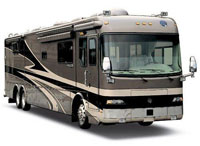 RV and motorhome service and repair