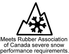 Do your winter tires have this logo?